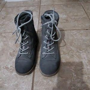 Little girls size 1 boots